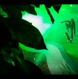 Monster Energy Welcomes Curren Caples to the Skate Team!