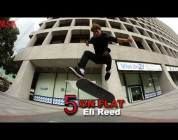 MSA: 5 ON FLAT WITH ELI REED