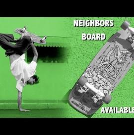 My Neighbors – Darren Navarrette for Creature Skateboards