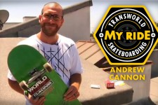 My Ride - Andrew Cannon