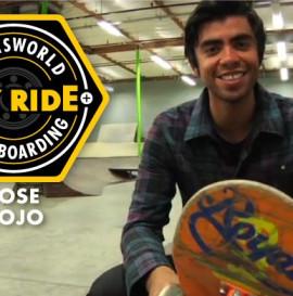 My Ride: Jose Rojo