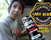 My Ride: Sean Malto