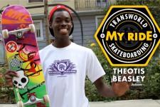 My Ride: Theotis Beasley