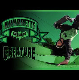 Navarrette's Creature Batwing