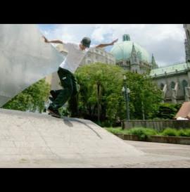 """New Balance's """"Solo Brasileiro"""" Video"""