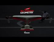 New Tensor All Terrain Geometry Trucks