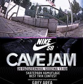Nike Cave Jam