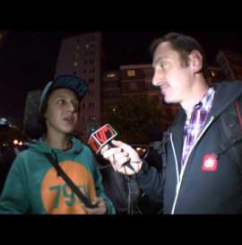 "Nike SB Cave Jam & premiera ""Grey Area"" 20.10.2012."