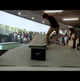Nike Skateboarding: BaySixty6 ReOpening