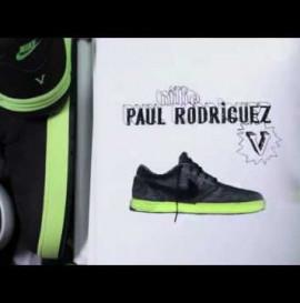 Nike Skateboarding - Paul Rodriguez Flip Book