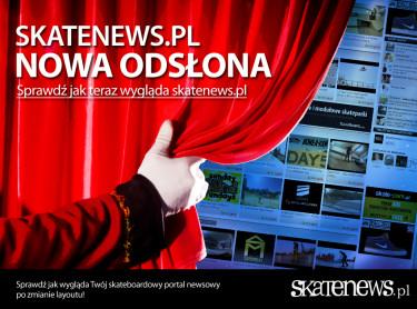 Nowa odsłona skatenews.pl