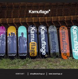 Nowe deski Kamuflage