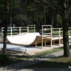 Nowe przeszkody na Woodcamp !