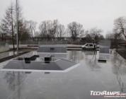 Nowy duży skatepark w Kołobrzegu.