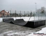 Nowy skatepark w Dziwnowie