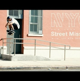 NYC STREET MISSION - WITH THE MOUNTAIN DEW TEAM
