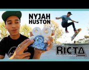 Nyjah Huston for Ricta Wheels