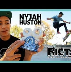 Nyjah Huston for Ricta Wheels