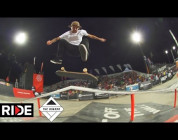 Nyjah Huston Wins KDC 2015 Street World Championships - On The Boarder