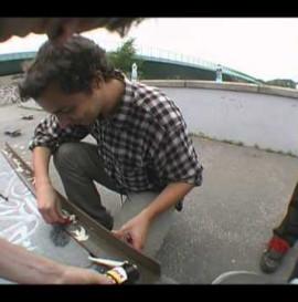 Odpicuj mi spot z Salad Skateboarding!