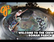 OJ Wheels | Welcome to The Crew Roman Pabich