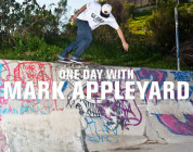 One Day With: Mark Appleyard