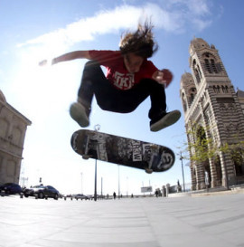 One week in Marseille with Thierry Gormit