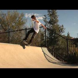 Osiris: Alex Mizurov Frontside Flip Disaster Trick Tip