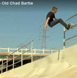 Osiris 'Never Gets Old' Chad Bartie