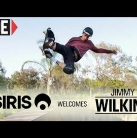 Osiris Proudly Introduces Jimmy Wilkins