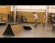 Osiris Shoes skate team at Woodward