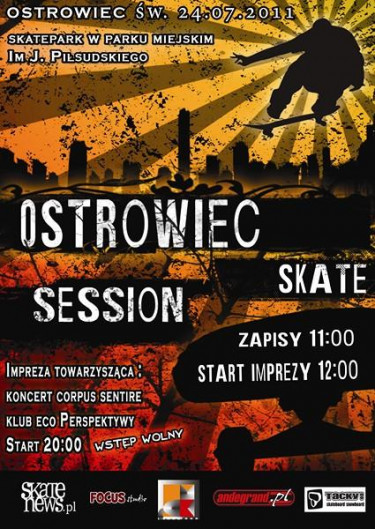 Ostrowiec Skate Session