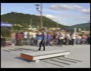 Otwarcie Skate Plazy w Szczytnej
