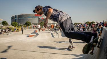 Otwarcie Skateparku Ergo Arena Gdańsk