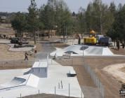Otwarcie skateparku w Olkuszu.
