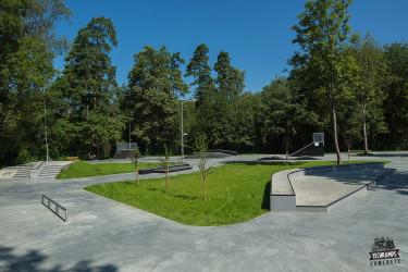 Otwarcie Skateparku w Rabce.