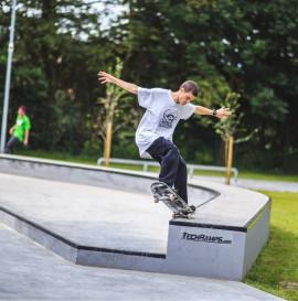 Otwarcie skateparku w Rabce foto i wyniki