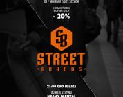 Otwarcie sklepu Street Brands Katowice/Miniramp skate session