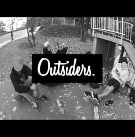 Outsiders Crew x Guests Skatepark Gorzów