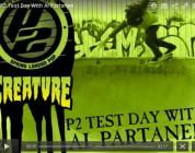 P2 Test Day With Al Partanen