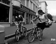 Paris Gris #2 - A bicyclette