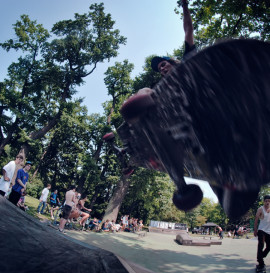 "Park Jordana -""Freestyle Skate JAM"" - wyniki."