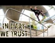 """Paul Hart's """"In Hart We Trust"""" Part"""
