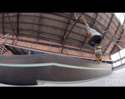 Paul Rodriguez and Jereme Rogers at Nike Sixth and Mill