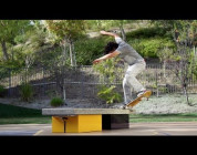 Paul Rodriguez Backyard Ledge Session