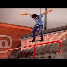 Paul Rodriguez Edit: A Session With Plan B Skate Video