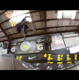 PAUL RODRIGUEZ, SHANE O'NEILL AND LUAN OLIVEIRA AT TAMPA PRO 2013