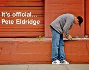 Pete Eldrige w Adidas