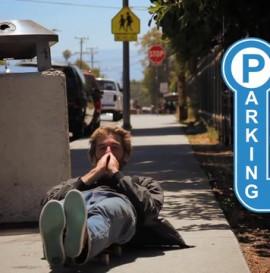 Peter Raffin Parking It