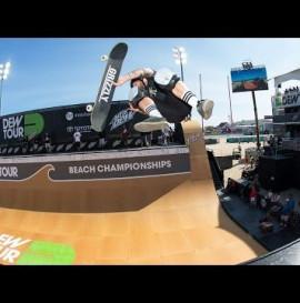 Pierre-Luc Gagnon Wins Skate Vert Final, 2014 Dew Tour
